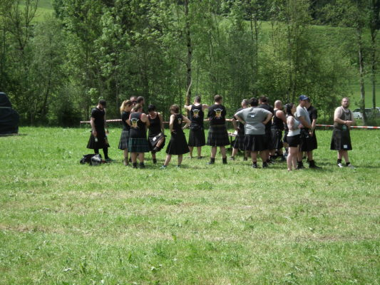 Highland Game Bumbach 2017