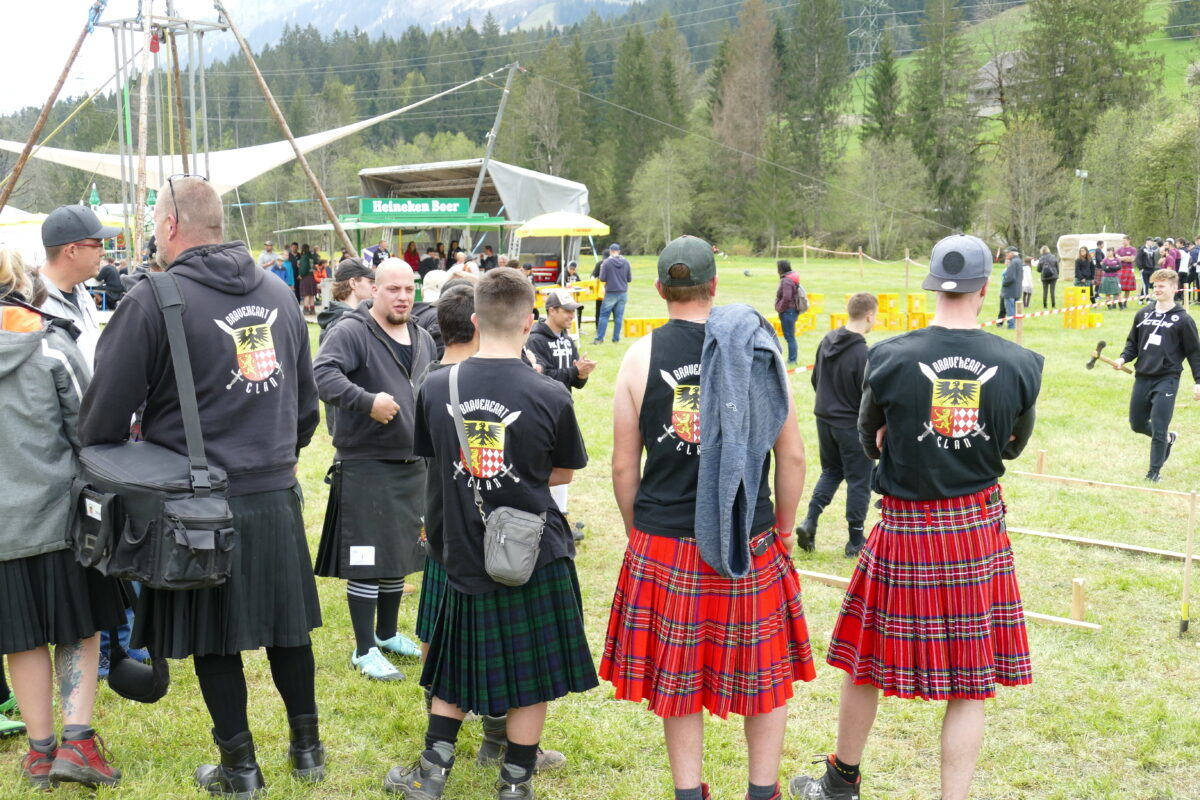 Highland-Game Bumbach 2019